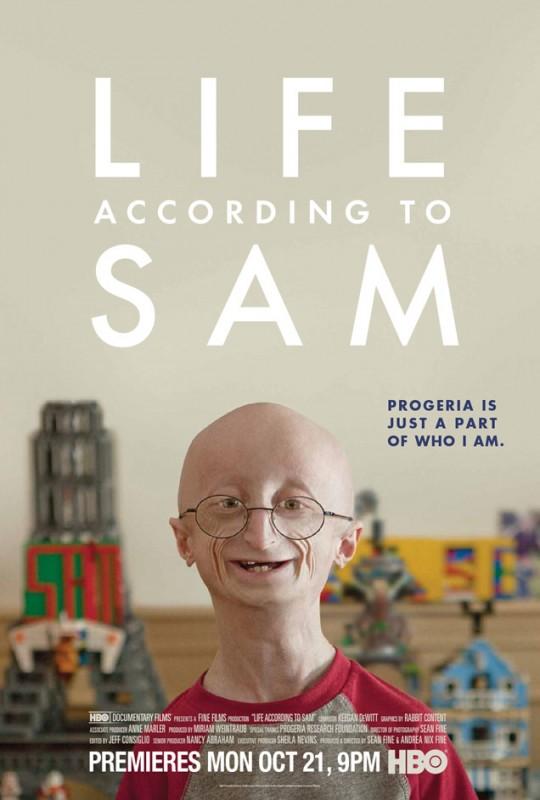 Life According to Sam: la locandina del film
