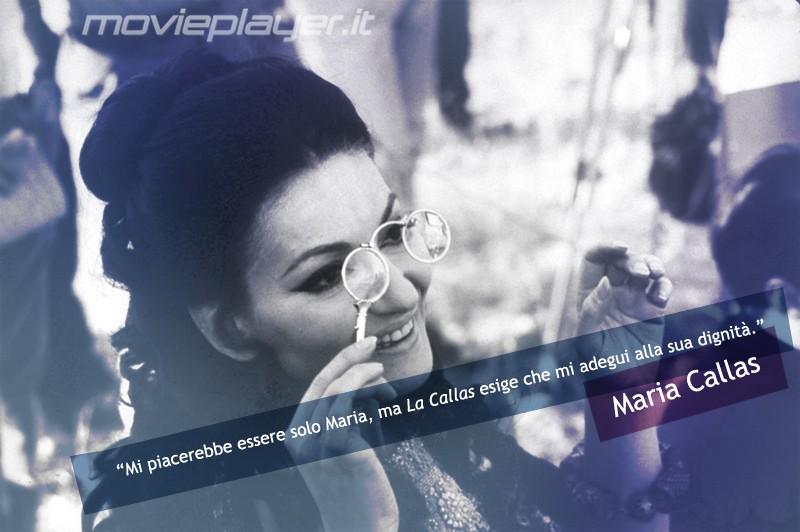 Maria Callas - la nostra e-card da condividere sui social