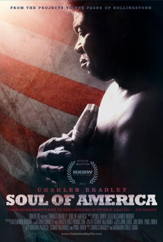 Charles Bradley: Soul of America: la locandina del film
