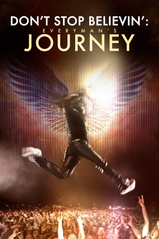 Don't Stop Believin': Everyman's Journey: la locandina del film
