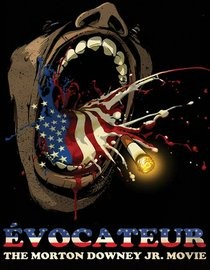 Évocateur: The Morton Downey Jr. Movie: la locandina del film