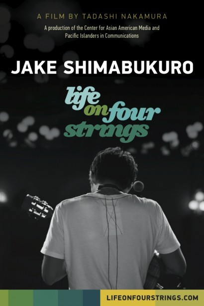 Jake Shimabukuro: Life on Four Strings: la locandina del film