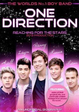 One Direction: Reaching For The Stars: la locandina del film