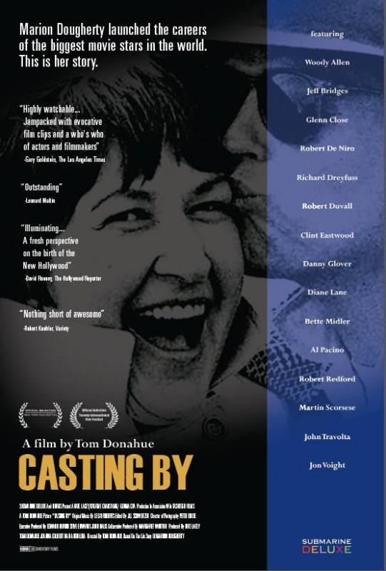 Casting By: la locandina del film