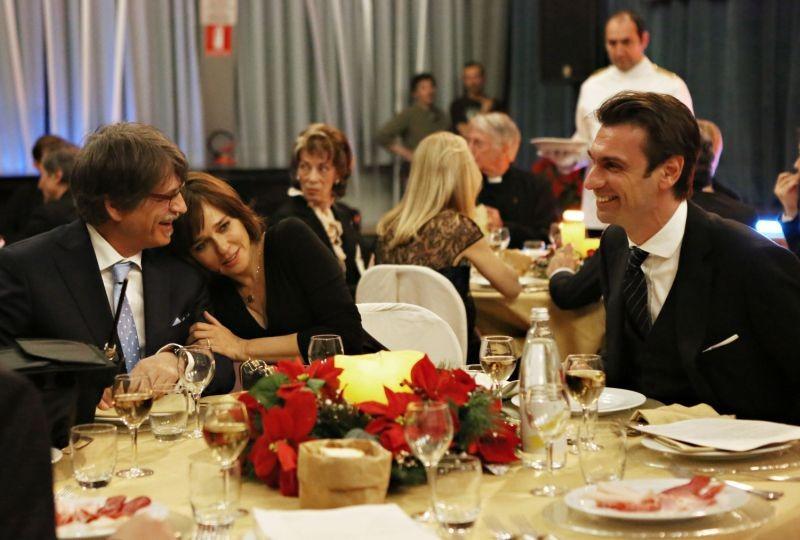 Il capitale umano: Fabrizio Bentivoglio in una scena del film con Valeria Golino e Fabrizio Gifuni