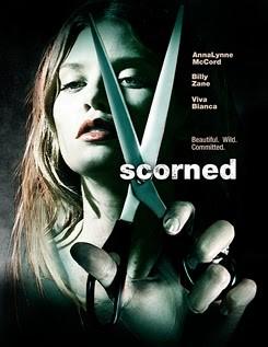Scorned: la locandina del film
