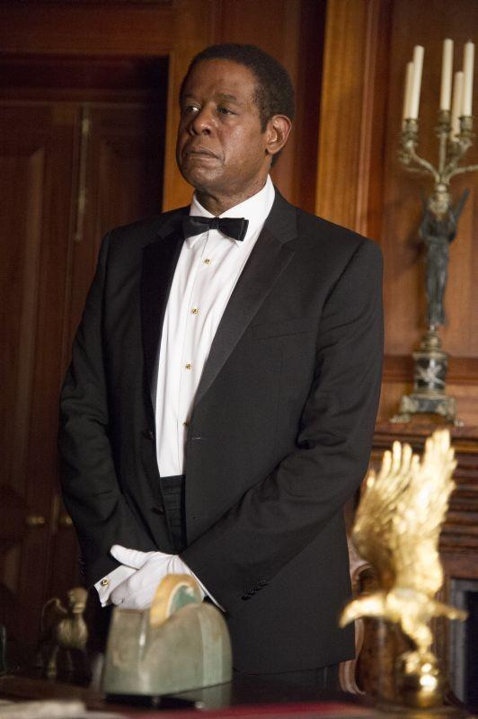The Butler - Un maggiordomo alla Casa Bianca: Forest Whitaker in una scena del film