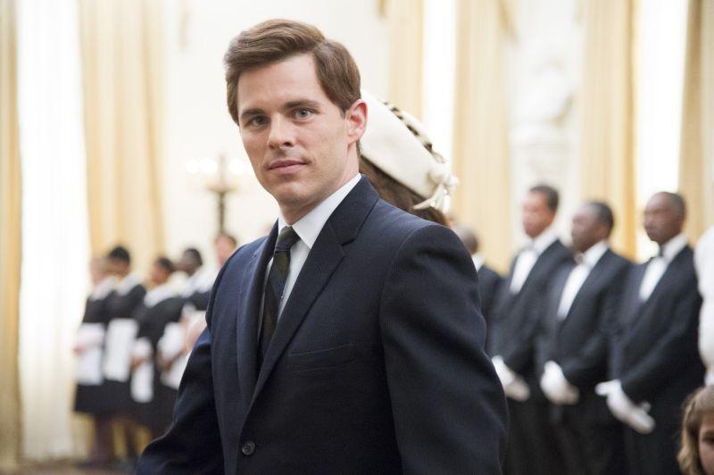 The Butler - Un maggiordomo alla Casa Bianca: James Mardsen in una scena