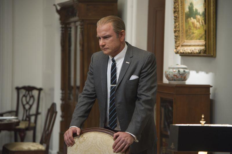 The Butler - Un maggiordomo alla Casa Bianca: Liev Schreiber in una scena