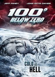 100 gradi sotto zero: la locandina del film