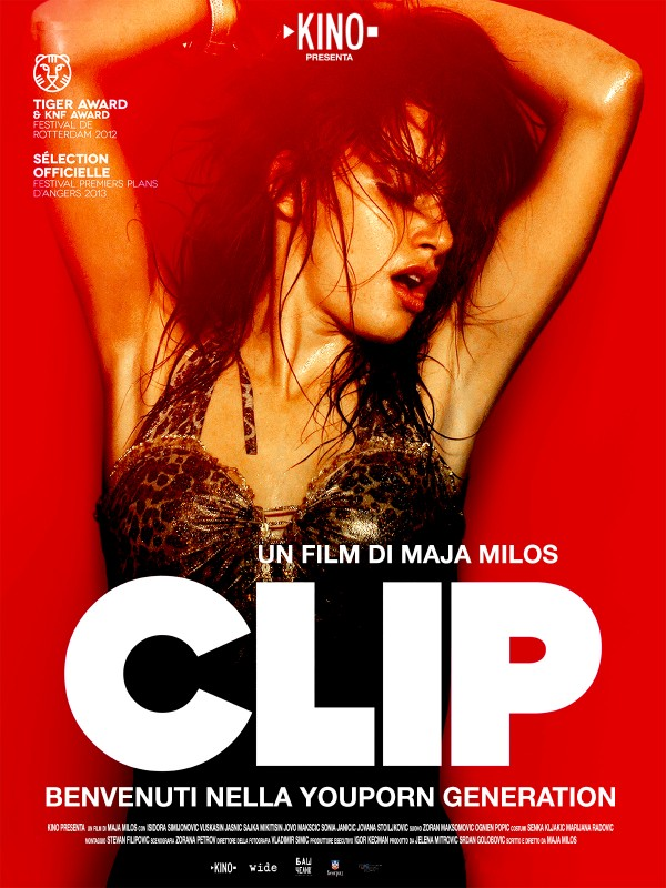 Clip: la locandina