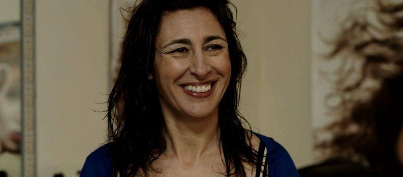 Neve: Antonella Attili in una scena del film