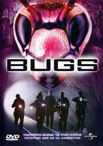 Bugs - Paura nel buio: la locandina del film