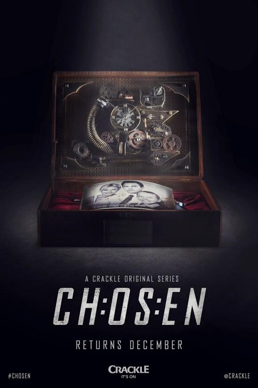 Chosen: un poster della stagione 2