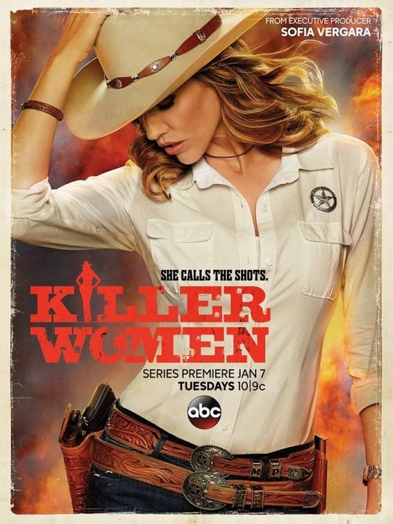 La locandina di Killer Women