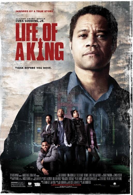 Life of a King: la locandina del film