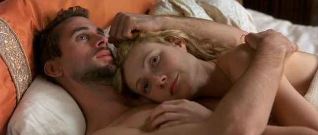 Gwyneth Paltrow e Joseph Fiennes in Shakespeare in Love