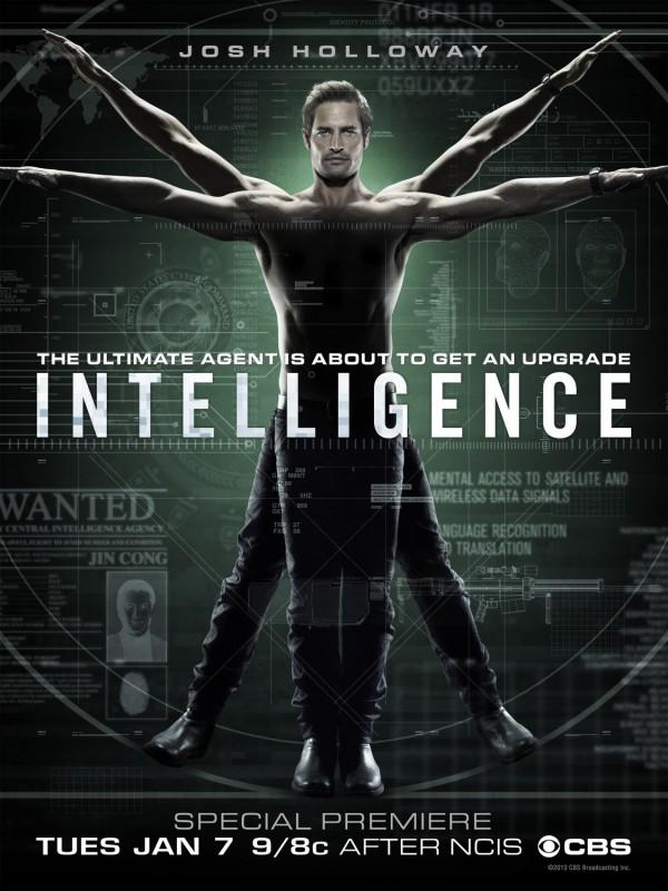 Intelligence: un nuovo poster della serie