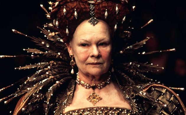 Judi Dench in Shakespeare in Love