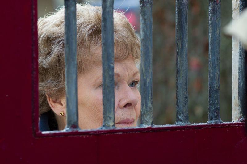 Philomena: Judi Dench in una delle scene più drammatiche e malinconiche del film