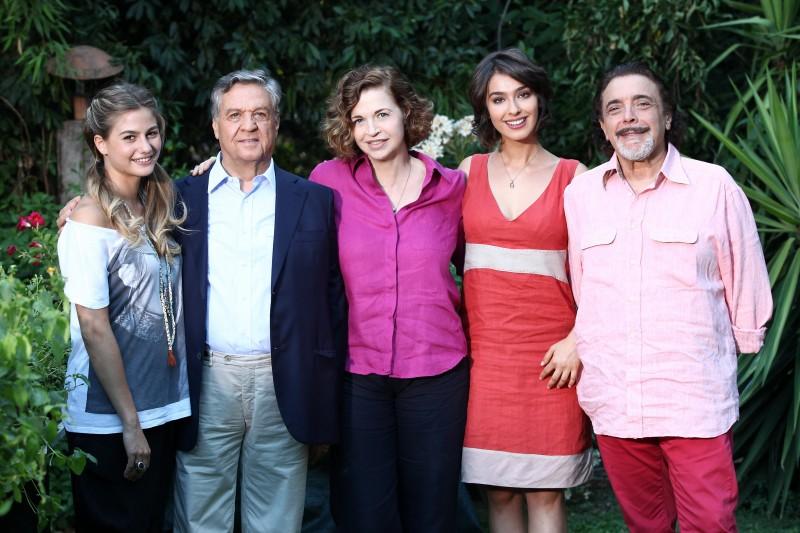 Casa e bottega: la famiglia Trezzi