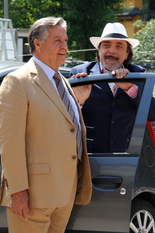 Casa e bottega: Renato Pozzetto e Nino Frassica nella fiction Rai