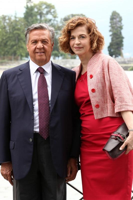 Casa e bottega: Renato Pozzetto ed Anna Galiena nella fiction
