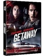 La copertina di Getaway - Via di fuga (dvd)