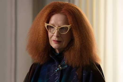 Frances Conroy in Head, episodio della terza stagione di American Horror Story