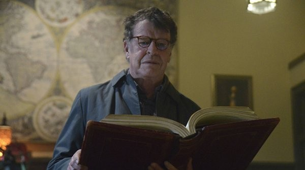 John Noble in Sleepy Hollow, episodio The Golem
