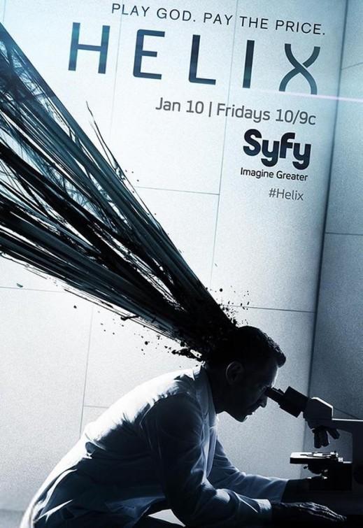 Helix: un nuovo poster della serie