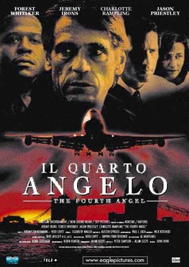 Il quarto angelo: la locandina del film