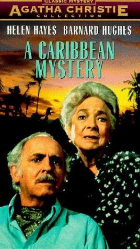 Miss Marple nei Caraibi: la locandina del film