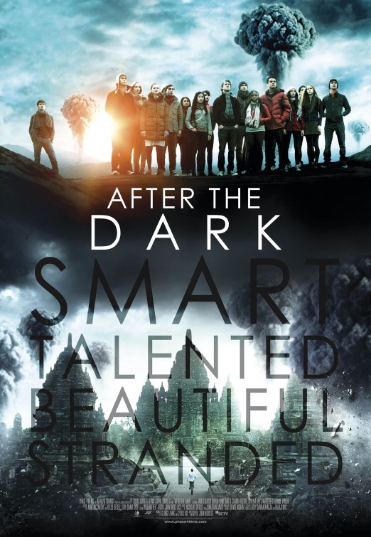 After the Dark: la locandina del film