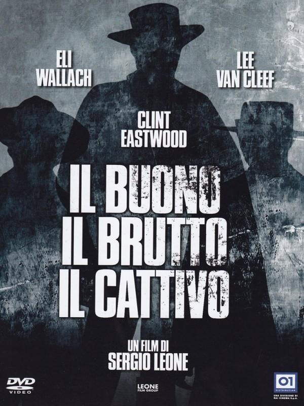 La copertina di Il buono, il brutto, il cattivo (dvd)