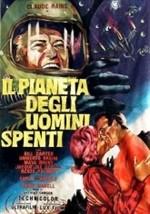 La copertina di Il pianeta degli uomini spenti (dvd)