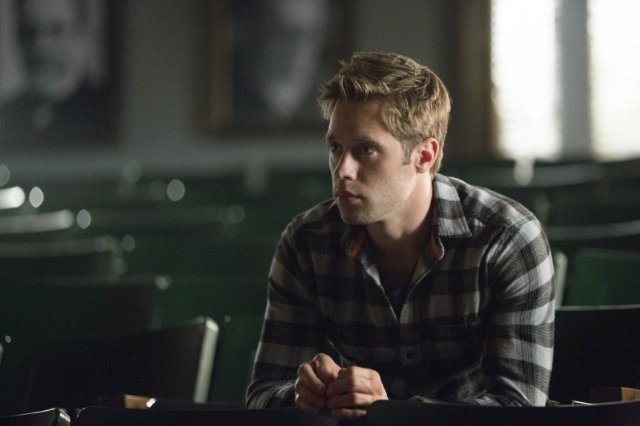 The Vampire Diaries: Shaun Sipos nell'episodio Fifty Shades of Grayson