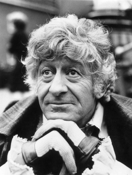 Doctor Who: il terzo Dottore Jon Pertwee