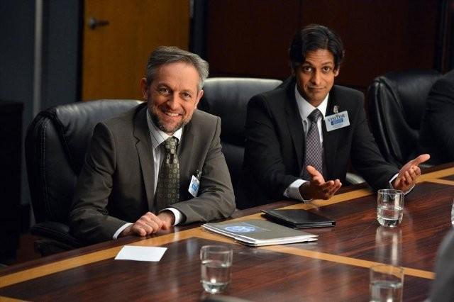 Grey's Anatomy: JD Cullum e Nick Jaine nell'episodio Get Up, Stand Up