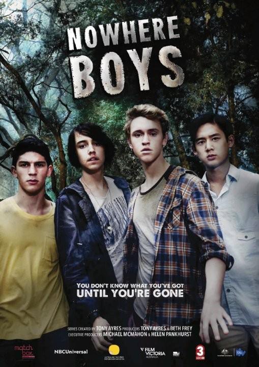 La locandina di Nowhere Boys