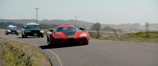 Need for speed: un inseguimento mozzafiato