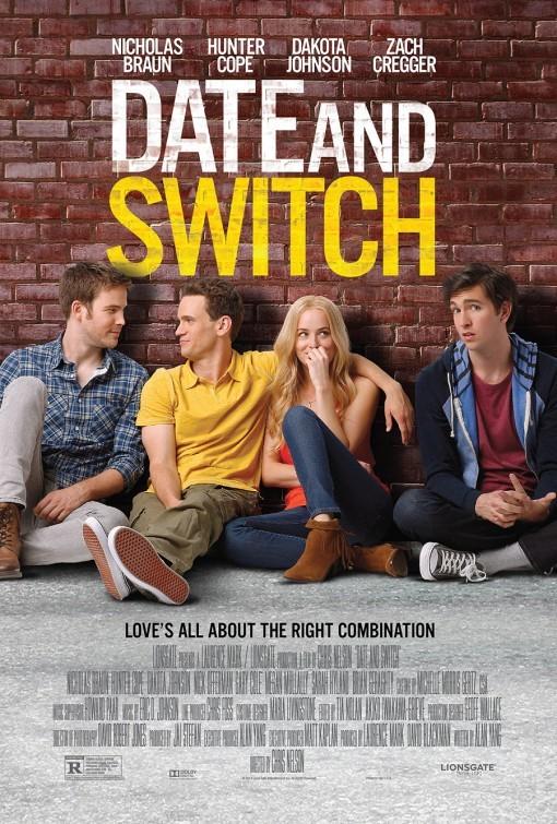 Date and Switch: la locandina del film