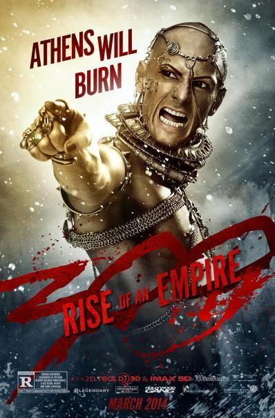 300 - L'alba di un impero:  character poster per Rodrigo Santoro