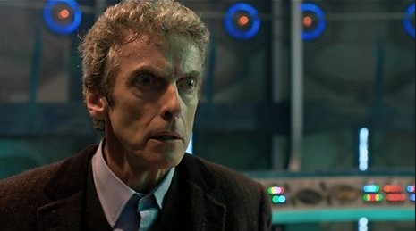 Doctor Who: Peter Capaldi speciale natalizio The Time of the Doctor