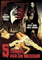 La copertina di 5 tombe per un medium (dvd)