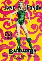 La copertina di Barbarella (1968) (dvd)