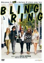 La copertina di Bling Ring (dvd)