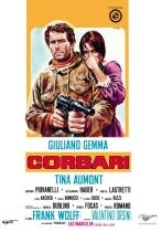 La copertina di Corbari (dvd)