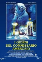 La copertina di I giorni del commissario Ambrosio (dvd)
