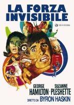 La copertina di La forza invisibile (dvd)